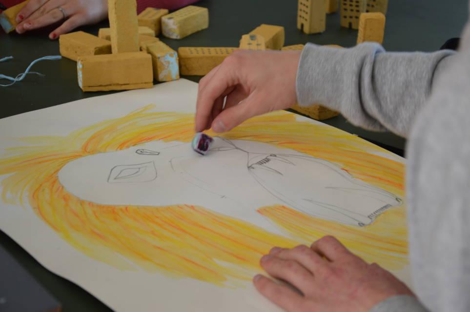 cours arts plastiques